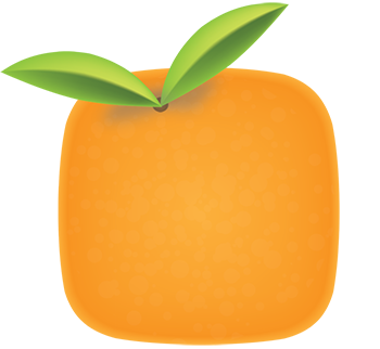 Square Orange Logo